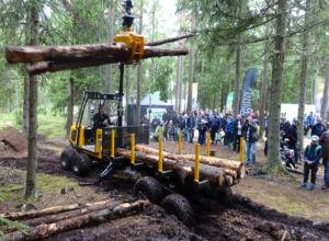 Verdens største skogmesse viste en komplett bransje