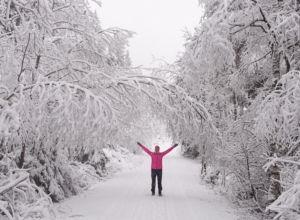 Du kan forebygge snøskader