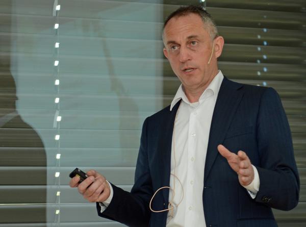 Gudmund Nordtun, administrerende direktør i Glommen Mjøsen Skog SA.
