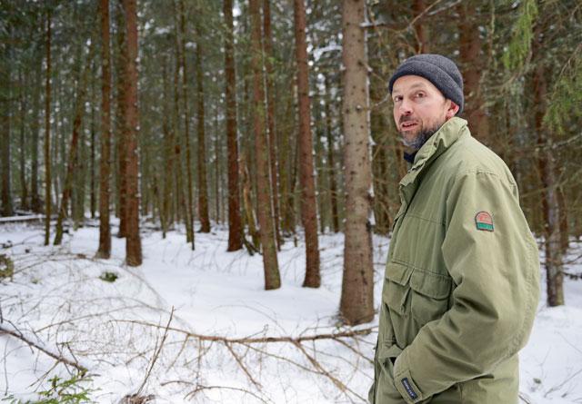 Savner et alternativ for skogsdrift