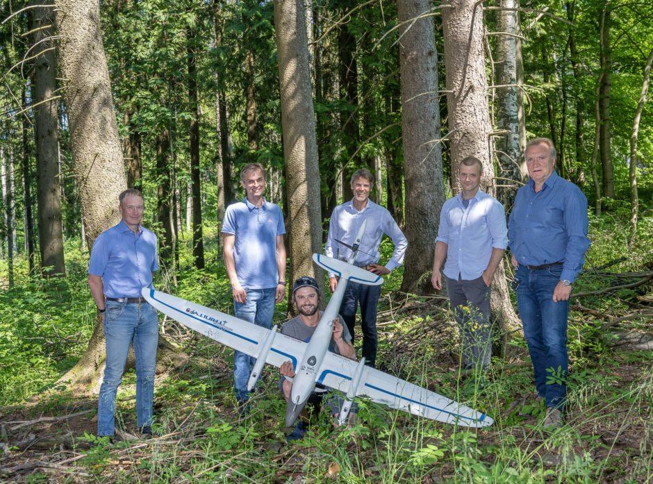 Får millionstøtte til prestisjeprosjekt i skogen