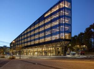 Finansparken får nasjonal byggepris