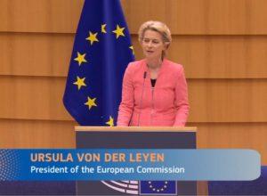 EU-sjefen vil bygge i tre